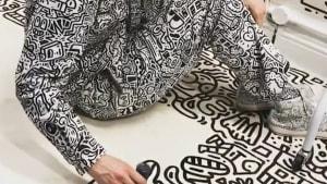 Meet the artist creating a world full of doodles