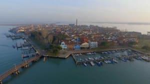 Insel in der Lagune von Venedig: Bevölkerung auf Burano schwindet