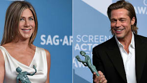 Jennifer Aniston's fans are against a reunion with Brad Pitt