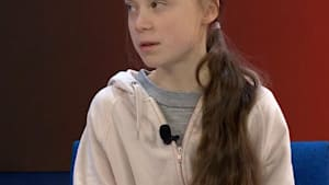 Greta Thunberg condemns inaction on climate change