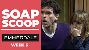 Emmerdale Soap Scoop! Graham's body is discovered