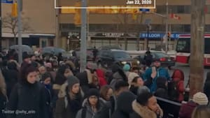Toronto Transit Chaos Strikes Rush Hour Commuters