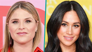 Jenna Bush Hager defends fellow mom Meghan Markle