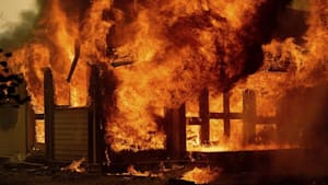 Feuer in Australien: Drei Tote beim Absturz eines Löschflugzeugs