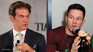 Dr. Oz and Mark Wahlberg feud over breakfast
