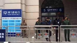 China riegelt mehrere Städte ab: Kaiserpalast bleibt geschlossen