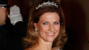 Märtha Louise: Erst mit psychologischer Hilfe lernt die Prinzessin, frei und unbezwungen zu leben