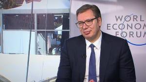 Aleksandar Vučić: Unsere Beziehungen zu Russland und China sind unsere Sache
