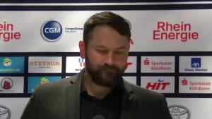 So erklärt Haiecoach Mike Stewart die Niederlage gegen Nürnberg