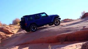 Der neue Jeep® Wrangler in Kürtze