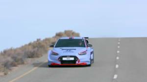 Hyundai enthüllt RM19 Mittelmotor-Prototyp