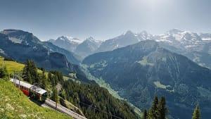Immer schneller auf den Gipfel: Streit um Bahn aufs Jungfraujoch