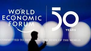 Nach offiziellem WEF-Ende in Davos: Jetzt gibt's Smalltalk im Skilift