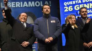 Stimmungstest für die italienische Regierung