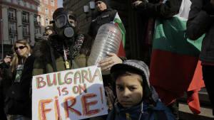 Wasserkrise: Proteste in Sofia