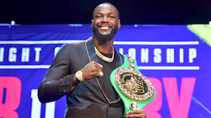 Deontay Wilder discusses Tyson Fury, mental health struggles, and meeting the Pope