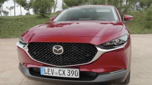 Der neue Mazda CX-30 - Das Design