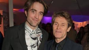 Robert Pattinson felt like a 'douche bag' with moustache