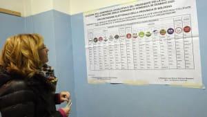 Höhere Wahlbeteiligung bei Regionalwahlen in Italien