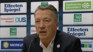 Klartext von Iserlohns Headcoach Jason O´Leary nach 5:1 Pleite in Düsseldorf