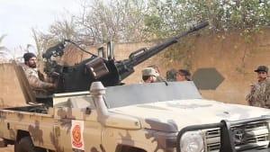 Libyen - Waffenembargo gebrochen