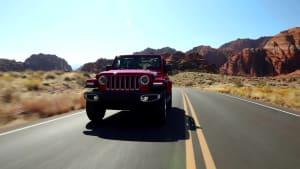 Der neue Jeep® Wrangler Überblick