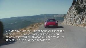 Die neuen 718 GTS 4.0-Modelle - Fahrvergnügen für alle Sinne