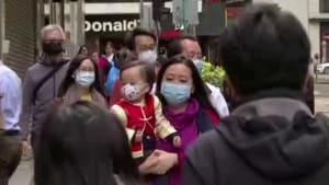 China coronavirus death toll climbs to 80
