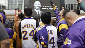 """Mamba Out"": Trauer um NBA-Legende Kobe Bryant"
