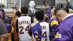 """Mamba Out"": Trauer um NBA-Legende Kobe Bryant"