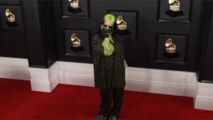 Billie Eilish räumt bei den Grammys groß ab