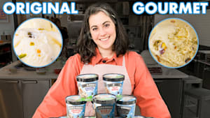 Pastry Chef Attempts to Make Gourmet Ben & Jerry's Ice Cream