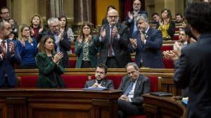 Katalonien: Regionalpräsident Torra verliert Abgeordnetenstatus