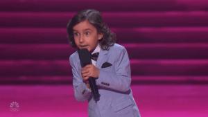 7-year-old comedian mercilessly roasts AGT judges