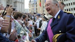 Nach jahrelangem Schweigen: König Albert II. gibt Vaterschaft zu