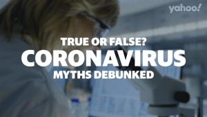 Flu shots, facemasks, and victim profiles: Coronavirus facts and fiction
