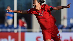 Canadian Soccer Star Sinclair Breaks International Scoring Record