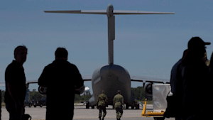 Canadians Quarantined At Ontario Military Base