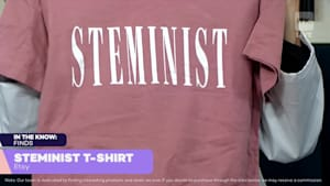 'STEMinist' t-shirt is the coolest tech apparel