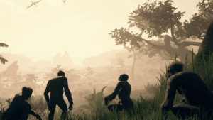 Video game lets you play through human evolution