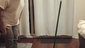 Broom challenge is the latest viral trend