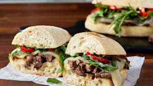 Simple recipe makes the best steak sandwich ever