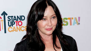 Shannen Doherty is fighting stage IV breast cancer