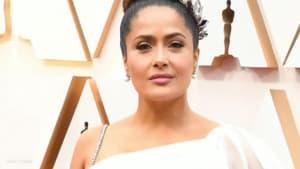 Salma Hayek talks about embarrassing Oscars moment