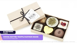 Upgrade your shower with these bathtub truffles
