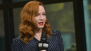 Christina Hendricks' on 'Good Girls' and 'Mad Men'