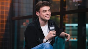 Thomas Doherty talks about the working for Disney