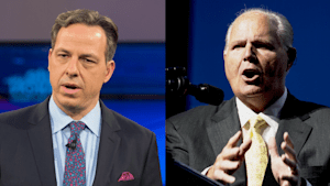 Jake Tapper hits back at Rush Limbaugh