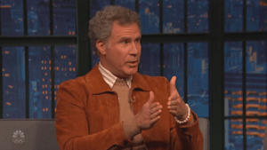 Will Ferrell got lost in Switzerland