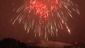 World's largest firework lit up the Colorado sky